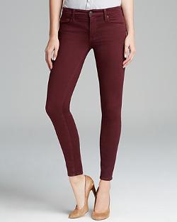 Genetic Jeans  - Shya Skinny In Bordeaux