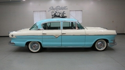 Hudson Hornet - 1956 Classic Car