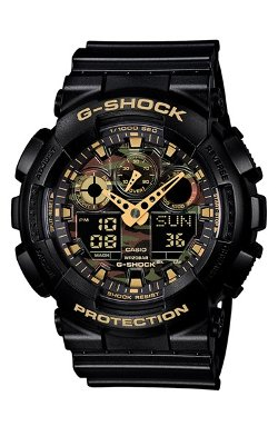 G-Shock  - XL Camouflage Pattern Ana-Digi Watch