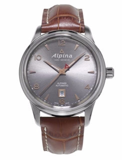 Alpina - Alpiner Automatic Stainless Steel Watch