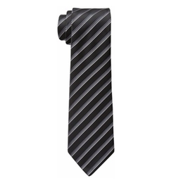 Little Black Tie - Archer Stripe Tie
