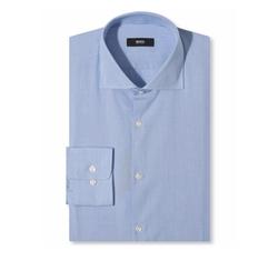 Boss - Solid Dress Shirt
