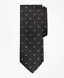 Brooks Brothers - Dot Repp Tie