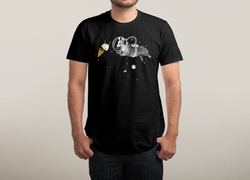 Threadless - Corgi-Naut Tee Shirt
