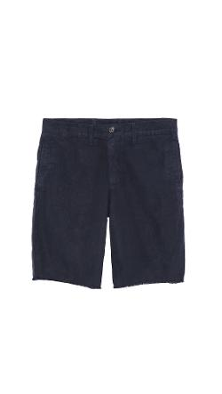 Splendid  - Woven Short with Raw Hem