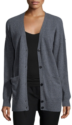 Joseph - Soft Wool V-Neck Cardigan