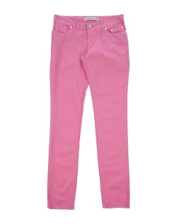 Siviglia - Plain Weave Casual Pants