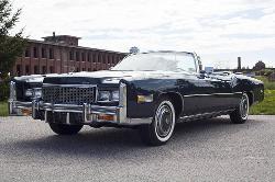 Cadillac  - Eldorado Convertible 1976