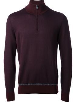 Brioni - Zip Sweater