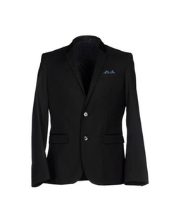 Selected Homme - Faux Leather Blazer