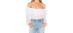 Glamorous - Off the Shoulder Top