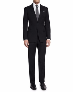 Giorgio Armani - G-Line New Basic Wool Suit