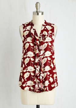 ModCloth - Biennial Bliss Top