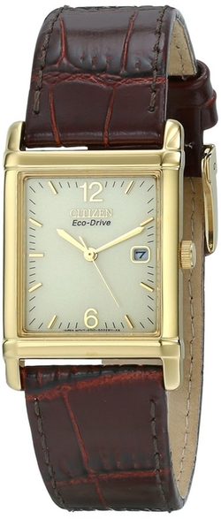 Citizen - Gold Tone Stainless Steel Watch