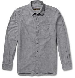 Freemans Sporting Club - Cotton-Chambray Shirt