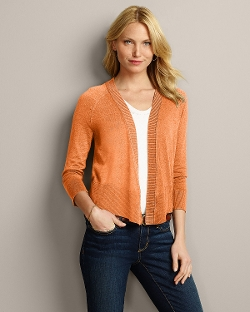 San Juan  - Elbow-Sleeve Cardigan