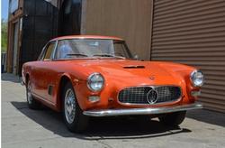 Maserati - 1963 3500GTi Car
