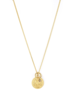 Juicy Couture - Ring Cluster Pendant Necklace
