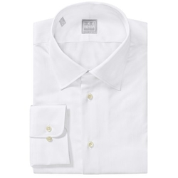 Ike Behar  - Gold Label Cotton Spread Solid Shirt