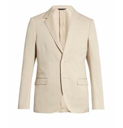 Calvin Klein Collection - Cotton And Linen-Blend Blazer