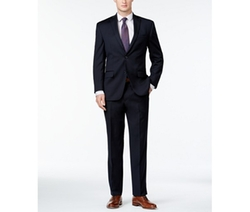 Michael Michael Kors  - Classic-Fit Suit Navy Solid Suit