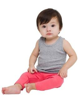 American Apparel  - Baby-Girls Rib Tank Top