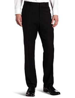 Perry Ellis - Solid Slim Fit Pants