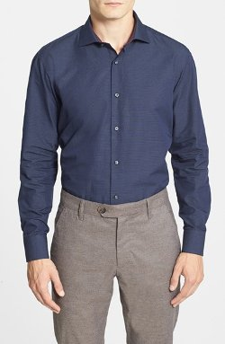 Ted Baker London  - Extra Trim Fit Dress Shirt