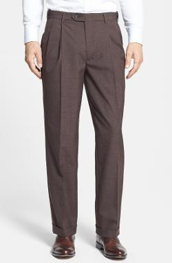 Berle  - Pleated Trousers
