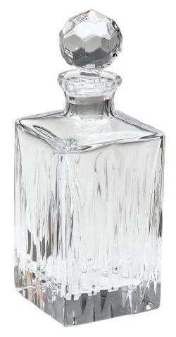 Miller  - Crystal Soho Square Decanter