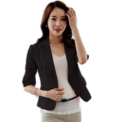 Etosell - One Button Blazer
