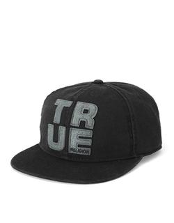 True Religion - Felt Appliques Baseball Cap