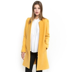 La Redoute - Boucle Wool Coat