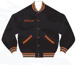 VSA Apparel Jacket - Waynesville High School Varsity Jacket