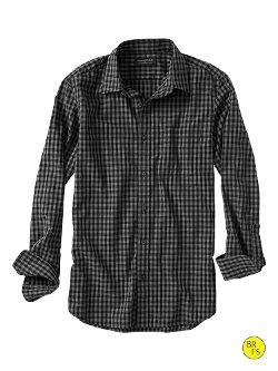 Banana  Republic - Factory Soft-Wash Gingham Shirt
