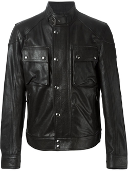 Belstaff   - Pouch Pockets Buttoned Jacket