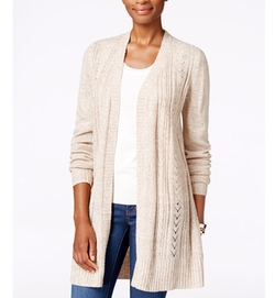 Karen Scott - Duster Cardigan