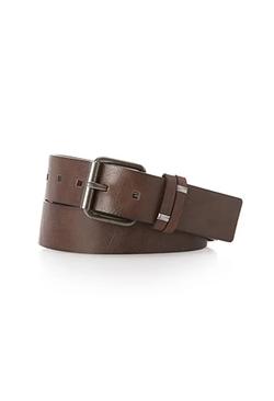 21 Men - Metal-Trimmed Belt