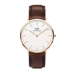 Daniel Wellington - Classic Bristol Rose Gold Watch