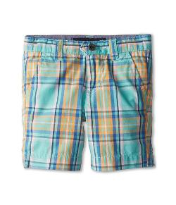 Tommy Hilfiger  - Kids Burke Plaid Short