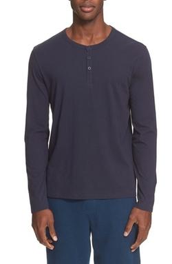 ATM Anthony Thomas Melillo  - Classic Henley Shirt