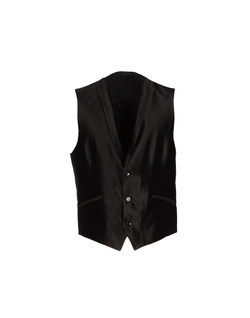 Manuel Ritz  - Lapel Collar Vest