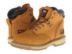 "Timberland PRO - 6"" Pit Boss Steel Toe Work Boot"