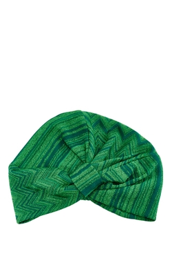 Missoni - Two Toned Turban