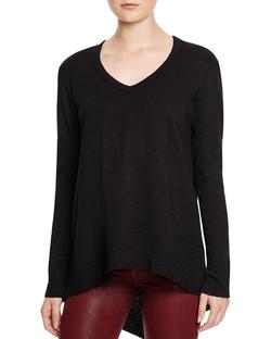 Wilt - Asymmetric Cotton Slub Tee Shirt