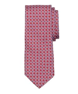 Brooks Brothers - Life Preserver Print Tie