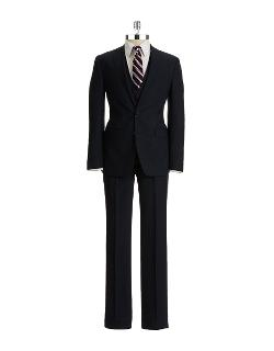 Calvin Klein  - Slim Fit Three-piece Suit