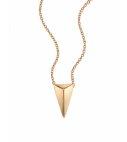 Alexis Bittar  - Miss Havisham Short Spear Pendant Necklace