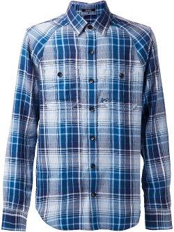 Denham  - Plaid Shirt