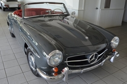 Mercedes-Benz - 1957 190SL Convertible Car